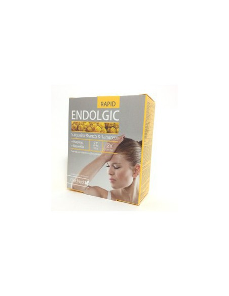 Endolgic Rapid Dietmed 30 comp.