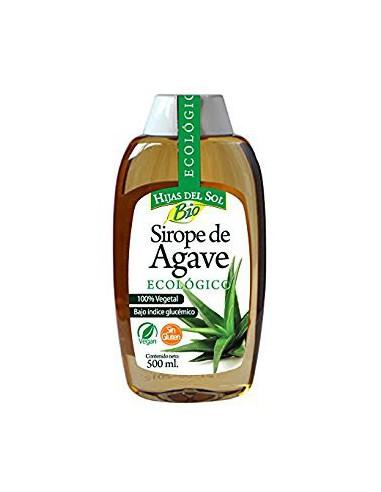 Sirope de Agave Bio Hijas del Sol 500 ml.
