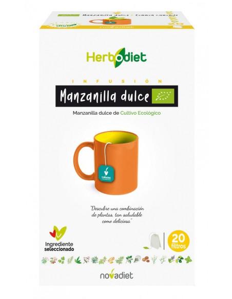 Manzanilla dulce infusión ecoDiet
