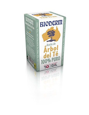 Bioderm Arbol del Te 15 ml Tongil