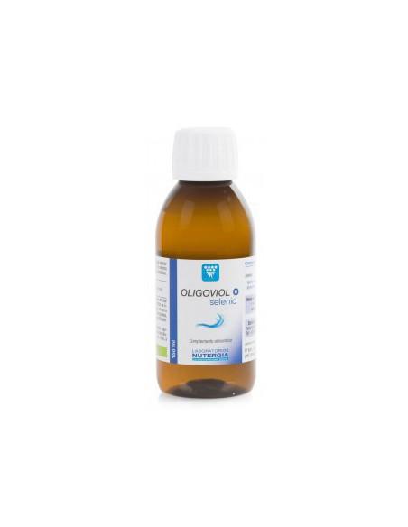 Oligoviol 0 botella 150 ml de Nutergia