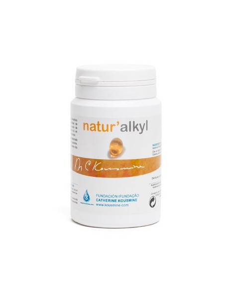 Natur Alkyl perlas de Nutergia