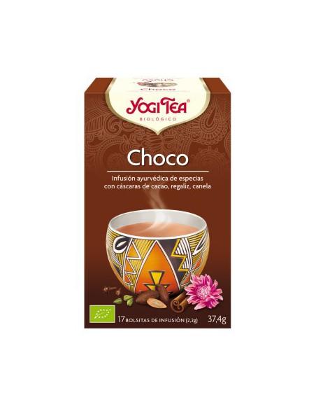 Yogi Tea Choco bolsitas