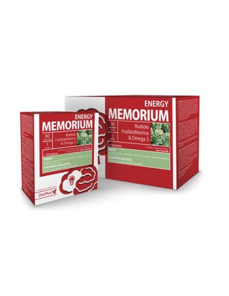 Memorium Energy ampollas Dietmed