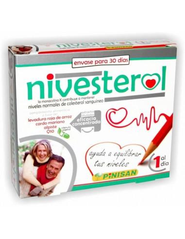 Nivesterol - Pinisan - 30 capsulas
