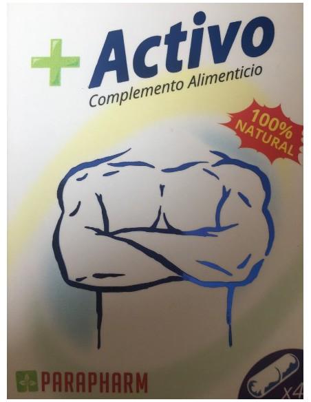 +Activo 4 cps. Parapharm