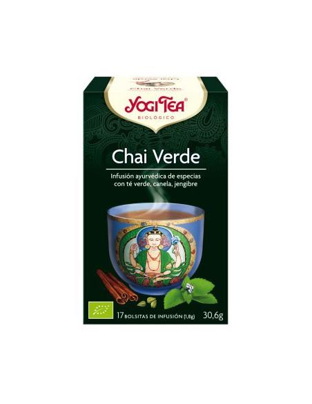 Yogi Tea Chai Verde Bolsitas