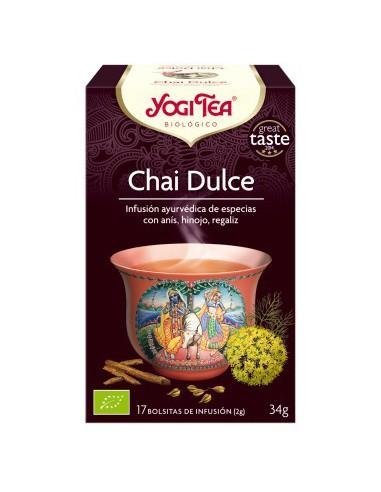 Yogi Tea Chai Dulce Bolsitas