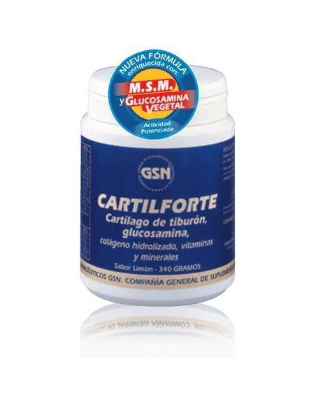 Cartiloforte Complex Sabor Chocolate Gsn