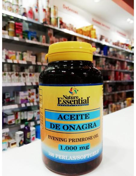Onagra Nature Essencial 1000 mg 100 cps