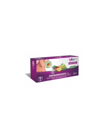 Biform Drenamango Dietisa 7 viales