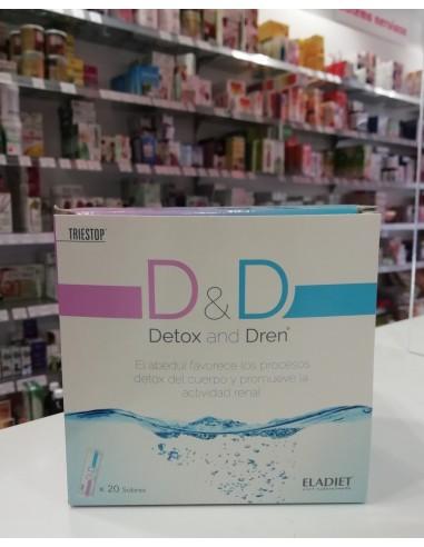 D&D Detox and Dren Eladiet