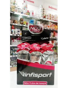 ND3 CROSS-UP SABOR FRUTAS DEL BOSQUE INFISPORT