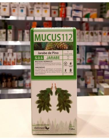 Mucus 112 Jarabe Dietmed