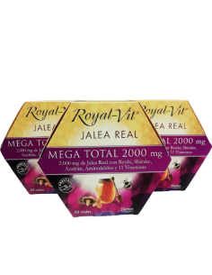 royal vit mega total 2000 oferta 2 uds