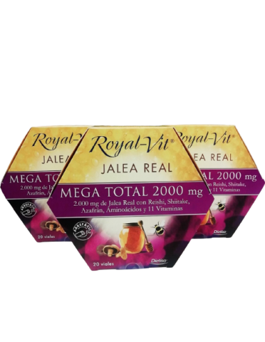 royal vit mega total 2000 oferta 2 uds
