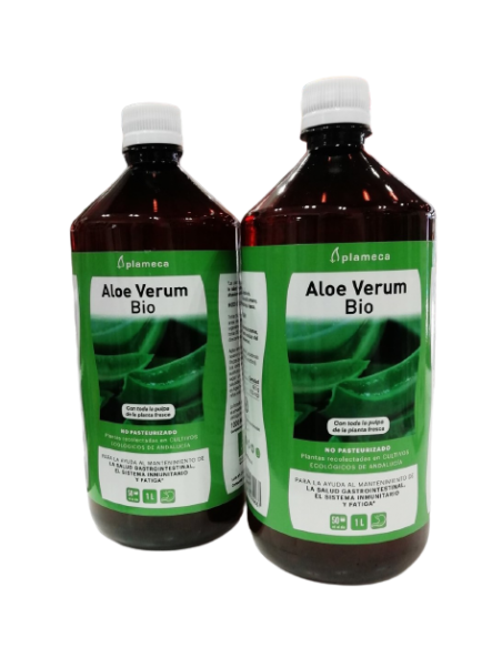 Aloe verum bio (2 uds.)