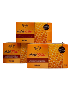 Pack (3 uds.) Apicol DobleTotal 14 viales x 10 ml. Tongil