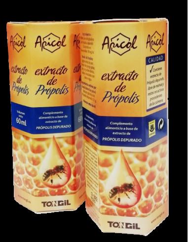 Pack (2 uds.) Apicol Extracto de...