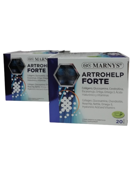 Pack (2 uds.) Artrohelp Forte Viales Marnys