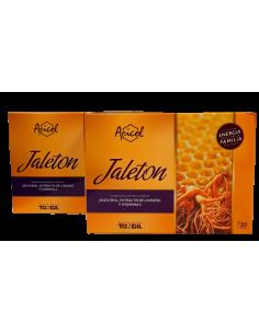 Pack (2 uds.) Apicol Jaleton 20 viales x 10 ml. Tongil