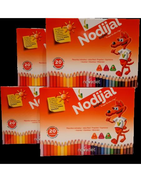 Pack (4 uds.) Nodijal Super Novadiet
