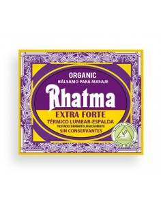 Rhatma Extra Forte Ungüento Térmico 50ml