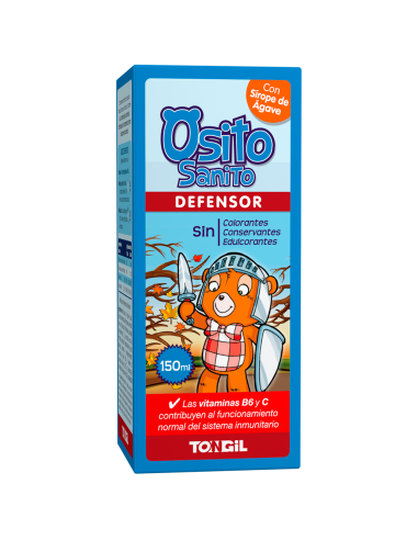 Osito Sanito Defensor Tongil 150 ml