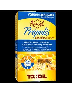 Apicol Propolis 40 Cápsulas Tongil