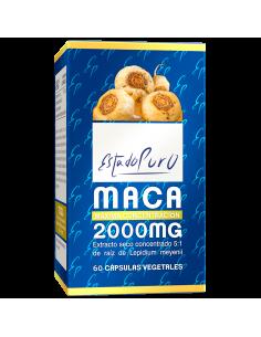 Maca - 2000 - Estado Puro - Tongil - 60 cps