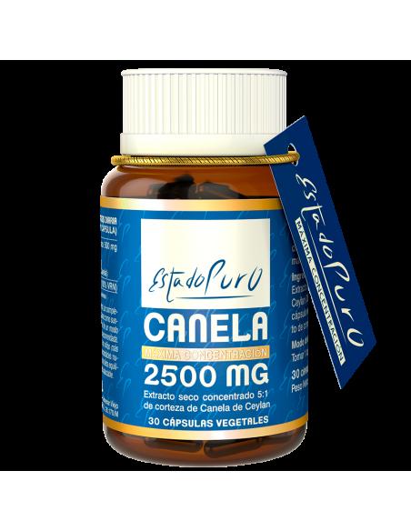 Canela 2500 mg Estado Puro Tongil