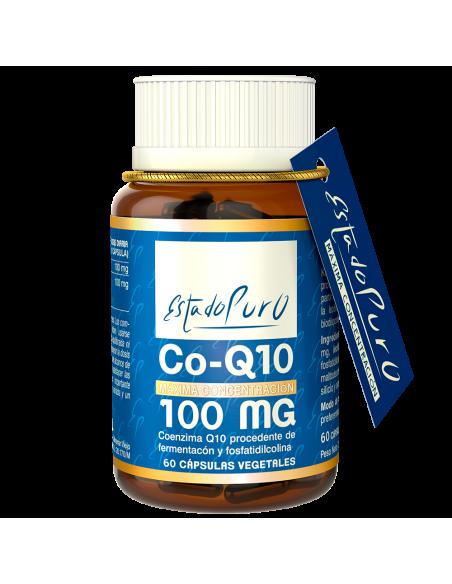 Co- Q10 -  Estado Puro - Tongil - 100 mg - 60 cps