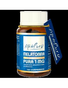 Melatonina Pura 1mg Estado Puro 180 comp Tongil