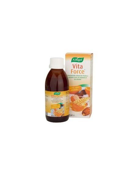 Vitaforce jarabe A Vogel 200 ml