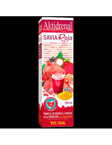Aktidrenal Savia Roja - Tongil - 250 ml