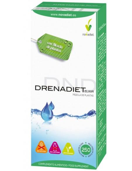 Drenadiet Elixir-Novadiet-250 ml