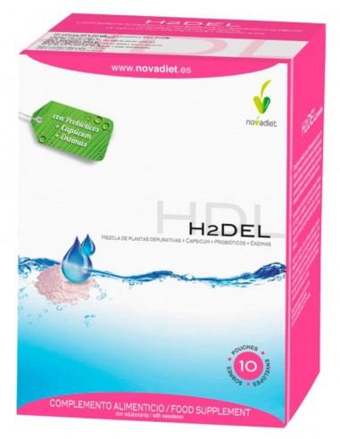 H2Del Novadiet 10 Sobres