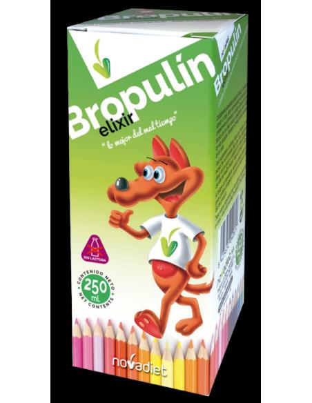 Bropulin Elixir Novadiet 250 ml