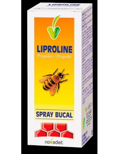 Liproline Spray Bucal propoleo Novadiet 15 ml
