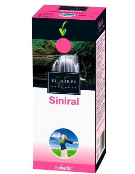 Siniral Jarabe 250 ml Novadiet