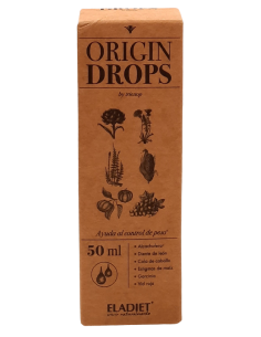 Origin Drops 50 ml Eladiet