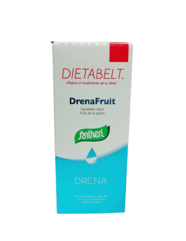 Dietabelt Drenafruit 240 ml Santiveri
