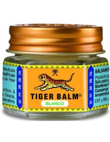 Tiger Balm Balsamo de Tigre Blanco Dietisa 19 gr