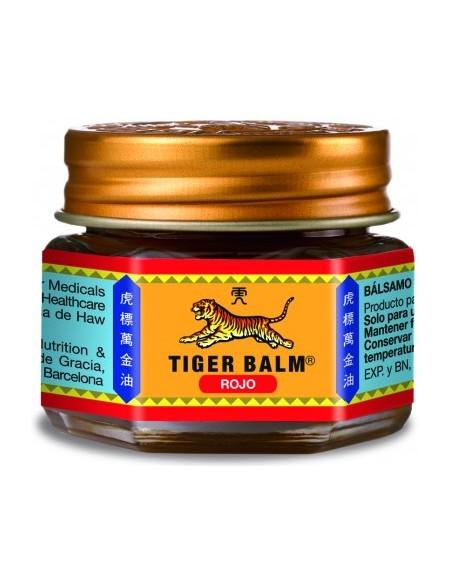 Tiger Balm Balsamo del Tigre Rojo Dietisa 19 gr