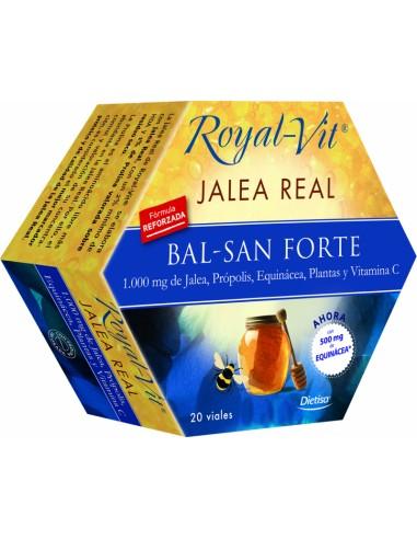 ROYAL VIT Jalea Real Bal San Forte Dietisa 20 viales