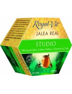 ROYAL VIT Jalea Real Studio Viales Dietisa
