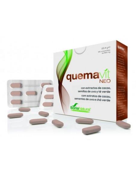 Quemavit Neo Soria Natural 28 comprimidos