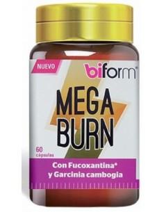 Biform Mega Burn 60 cápsulas Dietisa