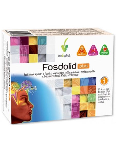 Fosdolid Plus Cápsulas Novadiet