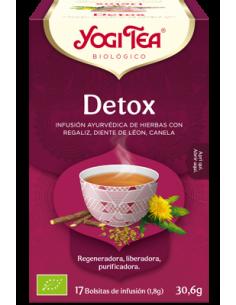Yogi Tea Detox bolsitas